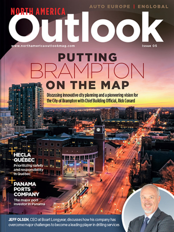 North America Outlook Issue 05 / August '21